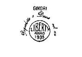 GINORI LIBERTY ANNO 1905 RIPRODOTTO A DOCCIA NEL 1994
