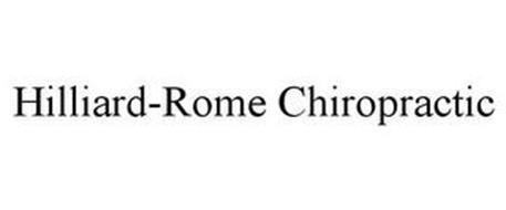 HILLIARD-ROME CHIROPRACTIC