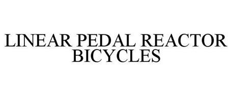 LINEAR PEDAL REACTOR BICYCLES