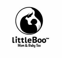 LITTLE BOO MOM AND BABY TOO