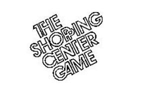THE SHOPPING CENTER GAME