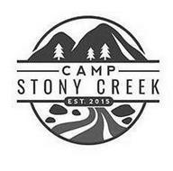 CAMP STONY CREEK EST. 2015