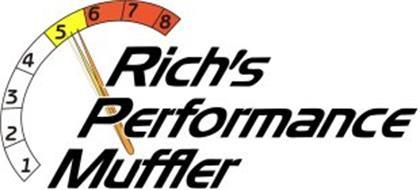 RICH'S PERFORMANCE MUFFLER