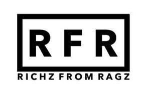 RFR RICHZ FROM RAGZ