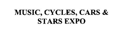 MUSIC, CYCLES, CARS & STARS EXPO