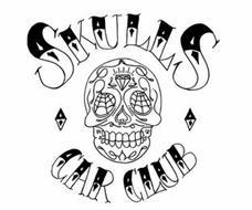 SKULLS CAR CLUB