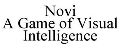 NOVI A GAME OF VISUAL INTELLIGENCE