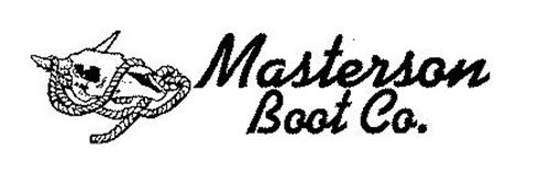 MASTERSON BOOT CO.