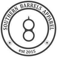 SOUTHERN BARRELS APPAREL EST 2015