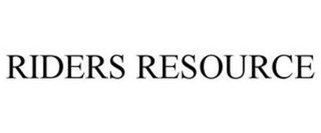 RIDERS RESOURCE
