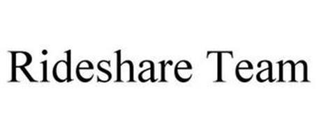 RIDESHARE TEAM