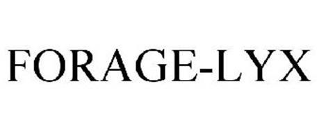FORAGE-LYX