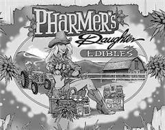 PHARMER'S DAUGHTER EDIBLES PHARMER'S DAUGHTER ALMOND BUTTER PHARMER'S DAUGHTER EDIBLES