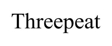 THREEPEAT