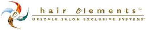 HAIR ELEMENTS UPSCALE SALON EXCLUSIVE SYSTEMS