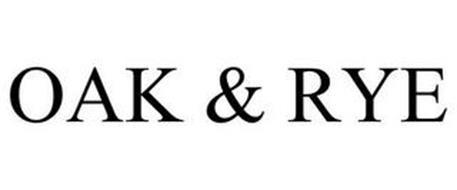 OAK & RYE