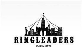RINGLEADERS ESTD MMXVI