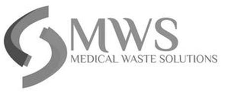 MWS MEDICAL WASTE SOLUTIONS