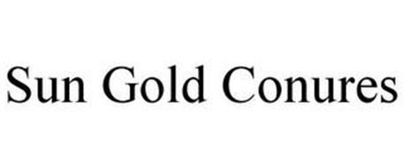 SUN GOLD CONURES