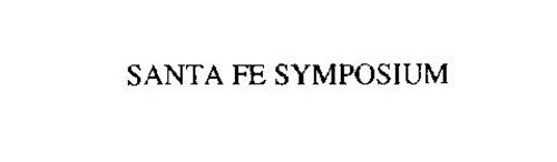 SANTA FE SYMPOSIUM