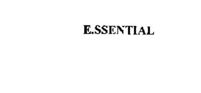 E.SSENTIAL