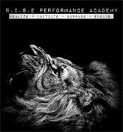 R.I.S.E PERFORMANCE ACADEMY REALIZE · INITIATE · SURPASS · EVOLVE