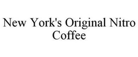 NEW YORK'S ORIGINAL NITRO COFFEE