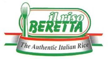 IL RISO BERETTA THE AUTHENTIC ITALIAN RICE