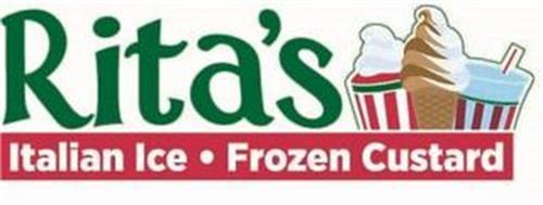 RITA'S ITALIAN ICE FROZEN CUSTARD