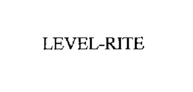 LEVEL-RITE