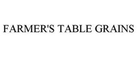 FARMER'S TABLE GRAINS