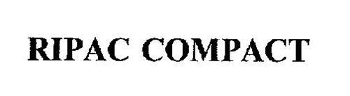 RIPAC COMPACT