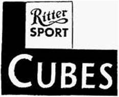 RITTER SPORT CUBES