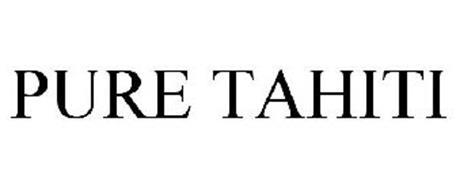 PURE TAHITI