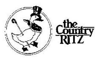 THE COUNTRY RITZ