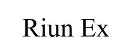 RIUN EX