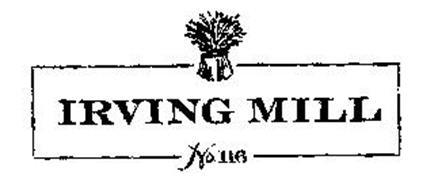 IRVING MILL NO. 116