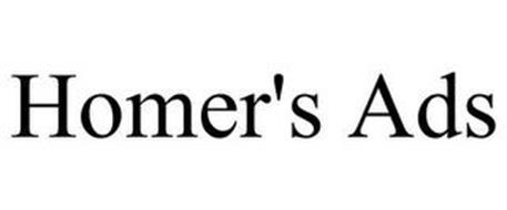 HOMER'S ADS