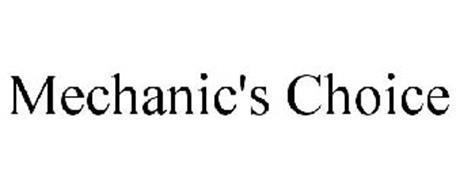 MECHANIC'S CHOICE