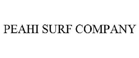 PEAHI SURF COMPANY