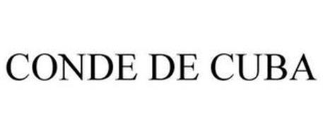 CONDE DE CUBA