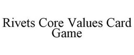 RIVETS CORE VALUES CARD GAME