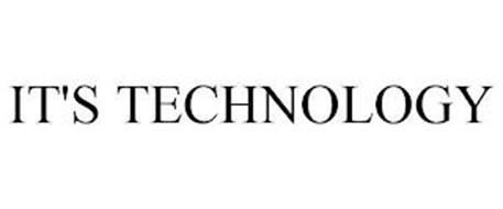 IT'S TECHNOLOGY