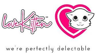 LOVEKITTEN WE'RE PERFECTLY DELECTABLE