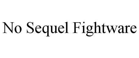 NO SEQUEL FIGHTWEAR