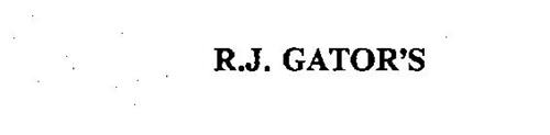R.J. GATOR'S