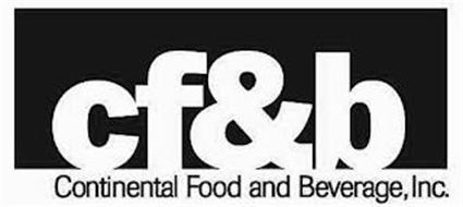 CF&B CONTINENTAL FOOD AND BEVERAGE, INC.