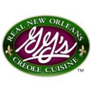 GG'S REAL NEW ORLEANS CREOLE CUISINE
