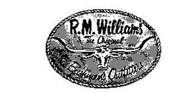 R.M. WILLIAMS THE ORIGINAL BUSHMEN'S OUTFITTERS