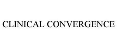CLINICAL CONVERGENCE